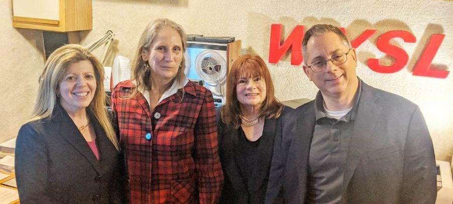 Podcast Features Parker, Redmond, Rhodes, and Biryla