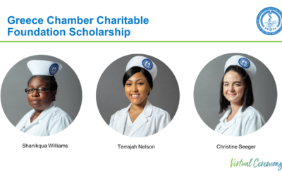 Chamber Foundation Funds RRH Nursing Students